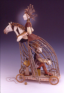 Twig Horse copyright 2001 Akira Studios all right reserved